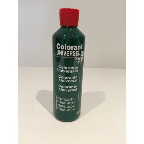 Colorant Universel Vert Moyen