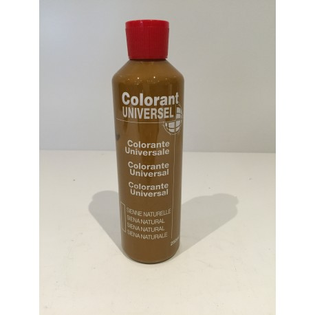 Colorant Universel Sienne Naturelle