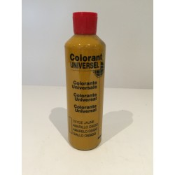Colorant Universel Oxyde Jaune en 250ml