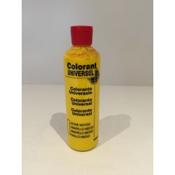 Colorant Universel Jaune Moyen en 250ml
