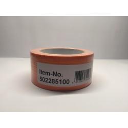Adhésif toile orange 50mm x 25m