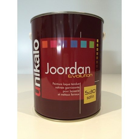Peinture Joordan S30 Evolution