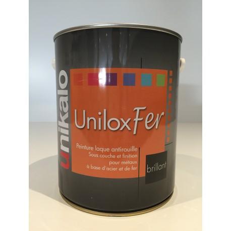 Peinture Unilox Fer