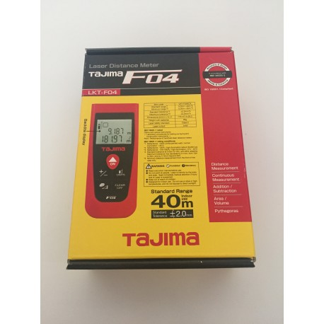 Tajima LKT-F04 Télémètre laser 40 m