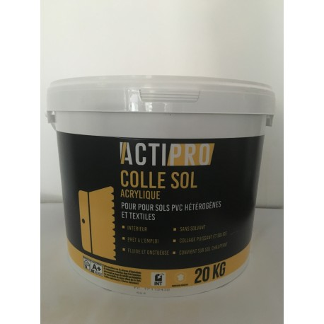 Actipro Colle Sol Acrylique