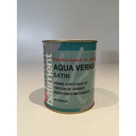 Aqua Vernis Satin