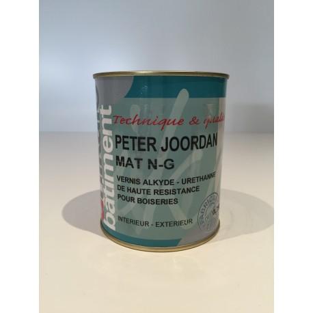Peter Joordan NG Mat