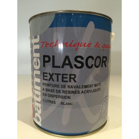 Peinture Plascor Exter