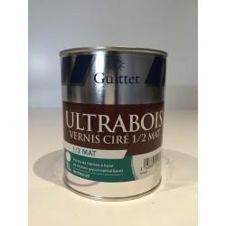 Ultrabois Vernis Ciré 1/2 Mat