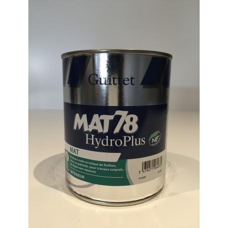 Peinture Mat 78 HydroPlus